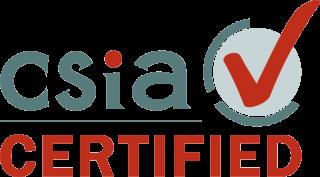 CSIA Certified logo