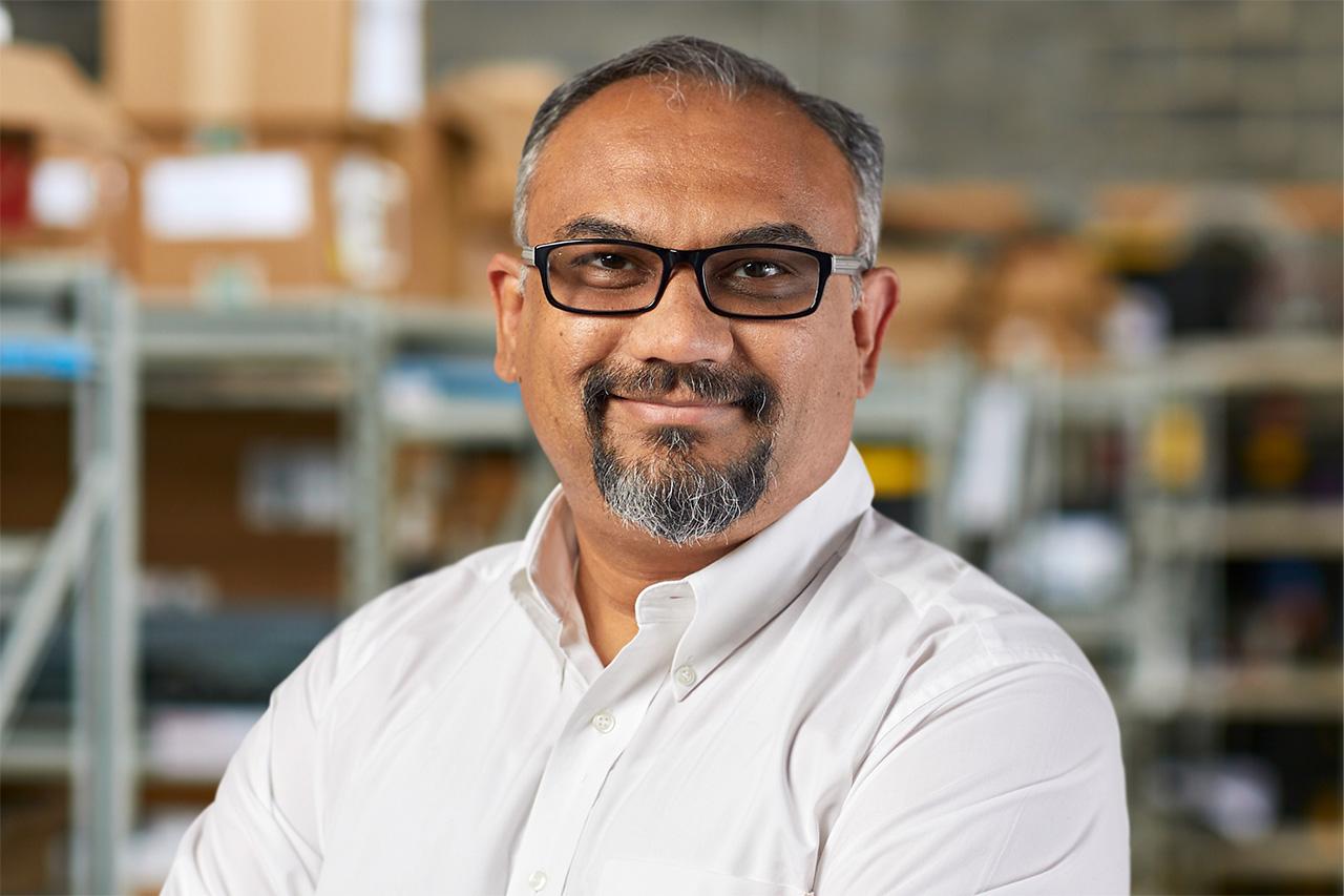 Hitesh Kataria employee at Lord & Company Industrial Automation