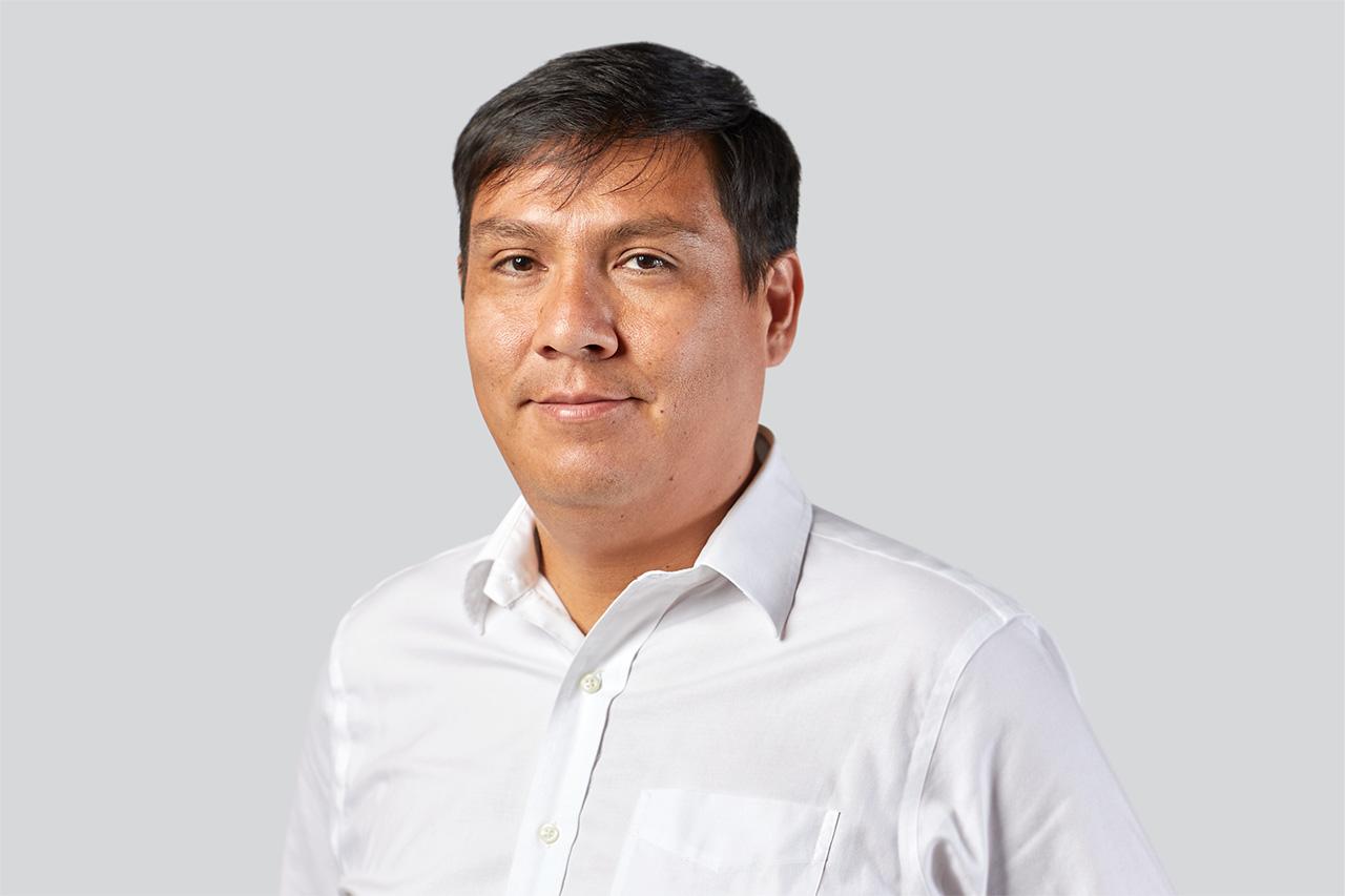 Rafael Balderrama employee at Lord & Company Industrial Automation