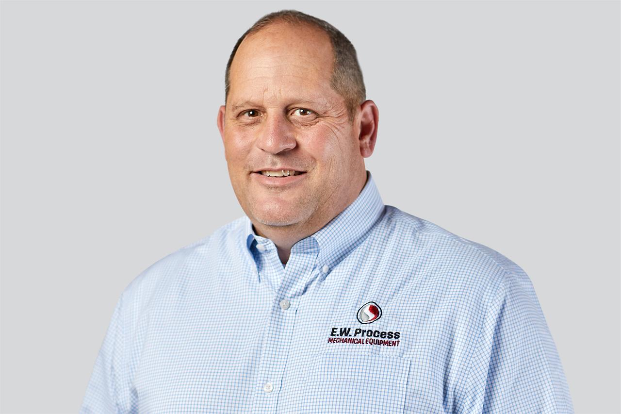 Richard Sharpless employee of EWP Group